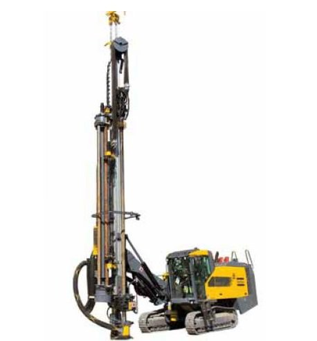 Буровая установка Atlas Copco FlexiROC C65